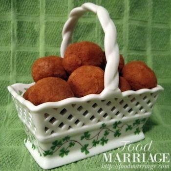 Irish Potatoes Food Marriage