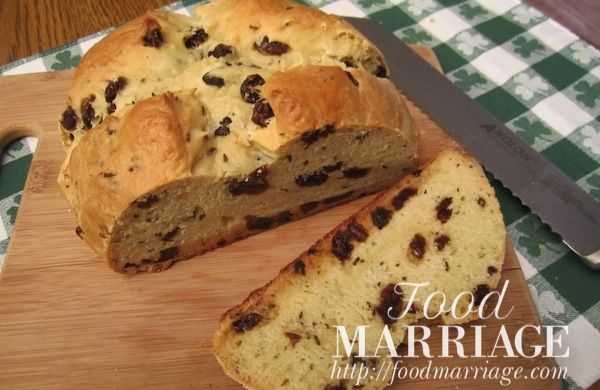 Irish Soda Bread Food Marriage