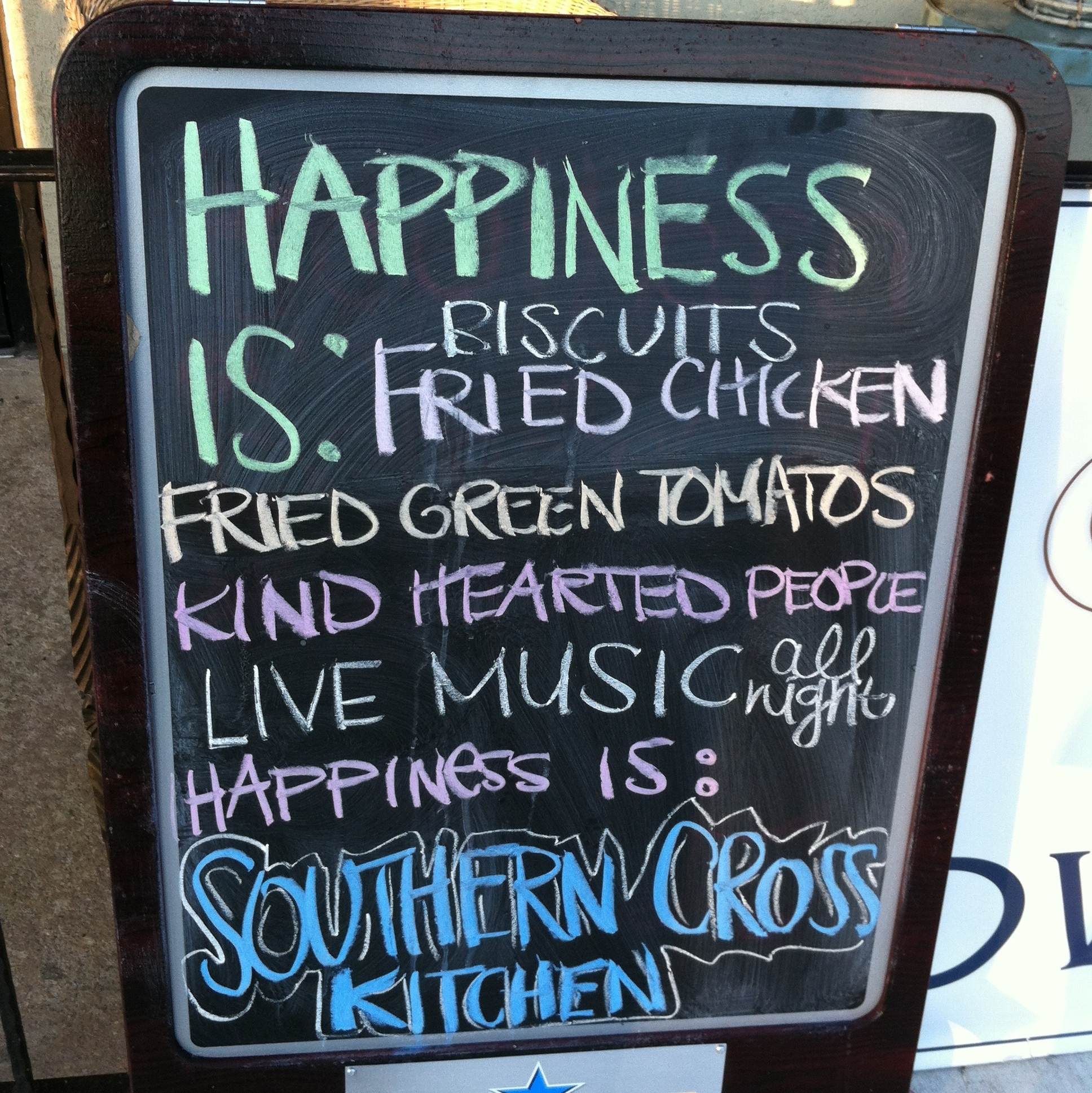 restaurant review: southern cross kitchen in conshohocken, pa