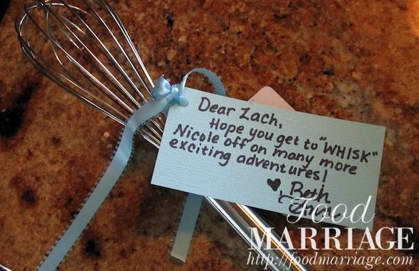 Wishing Well Gift Idea Whisk @FoodMarriage