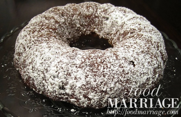 Coffee Cake Recipe @FoodMarriage