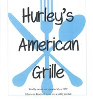 Hurleys American Grille Logo