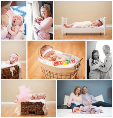 Christina Bruce Photography - Newborn and Family Photos