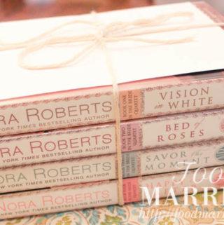 Nora Roberts Bride Quartet Books