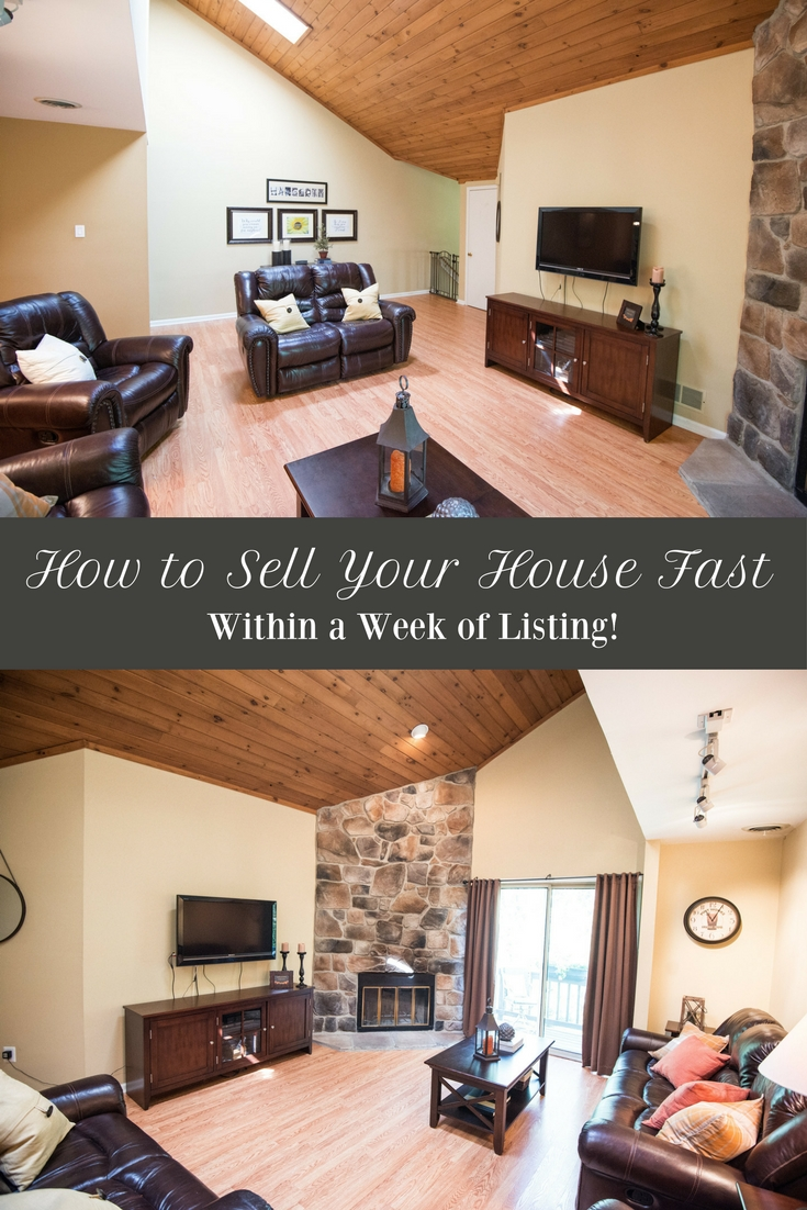 How to Sell Your House Fast Within a Week of Listing! 5 Proven Tips on How to Sell Your House as Quickly as Possible. | @FoodMarriage